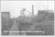 Rose Heyworth Colliery.
