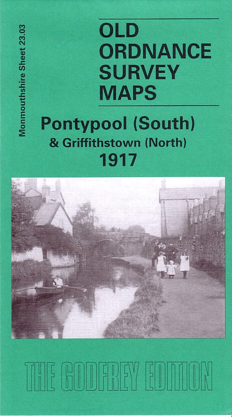 Pontypool (South) & Griffithstown 1917.