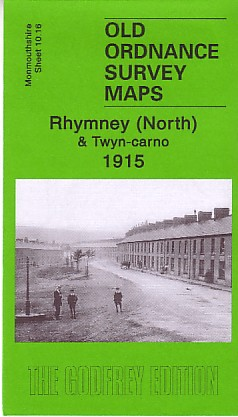 Rhymney (North) 1915.