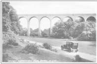 Porthkerry Viaduct.