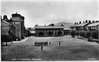 The Barracks.