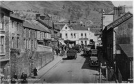 Tonypandy looking towards Square.