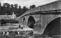 Usk Bridge.